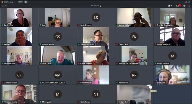 MSAP Meeting Screenshot of GoToMeeting Meeting 2020